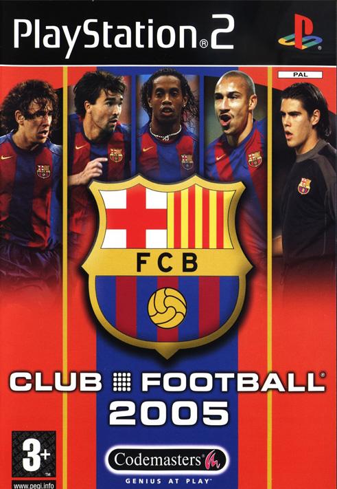 FCB Club Football 2005