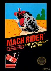 Mach Rider [5 Screw]