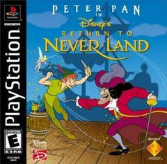Peter Pan Return to Neverland