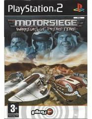 Motorsiege: Warriors of Prime Time
