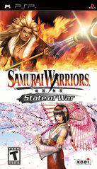 Samurai Warriors State of War