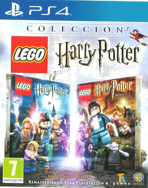 LEGO Harry Potter Colección