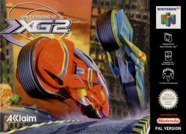 XG2 Extreme-G 2